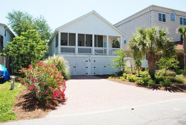Exterior Front - Little Beach Cottage - prices listed may not be accurate - Tybee Island - rentals