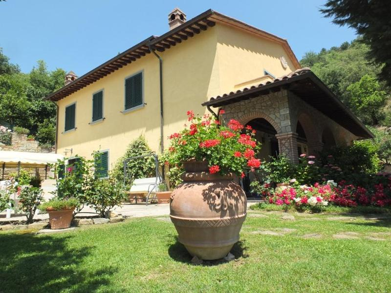 facciata della casa - Vacatoin Rentals at Le Celle Del Farinaio in Corto - Cortona - rentals
