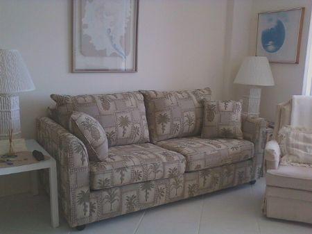 Living Room - Tradewinds 714 - Marco Island - rentals