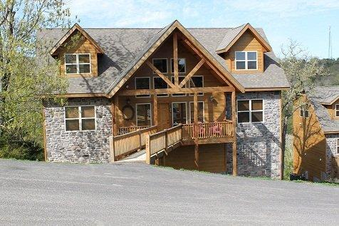Silver Buck Lodge Six Master Suites - Image 1 - Branson - rentals