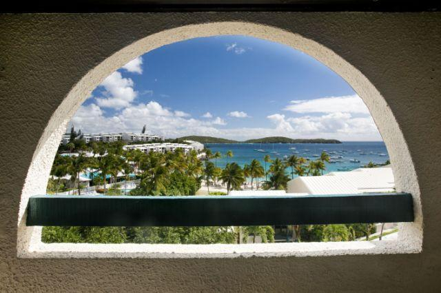The view from SEAS THE MOMENT - SEAS THE MOMENT, luxury 3 bed. Cowpet beach condo - Saint Thomas - rentals