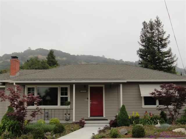 Front of House - The Perfect Place To Discover The Napa Valley - Napa - rentals