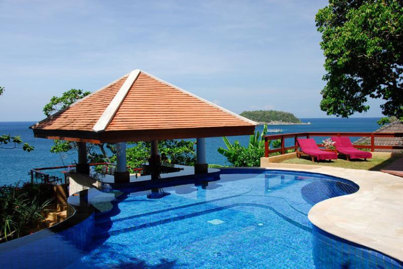 Baan Chill Kata - 4 Beds - Phuket - Image 1 - Kata - rentals