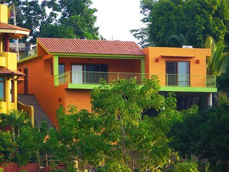 Casa Kenya - In town with ocean view! - San Pancho - Image 1 - San Pancho - rentals