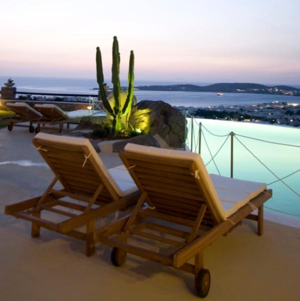 Apollos Perch Luxury Villa - Image 1 - Parikia - rentals