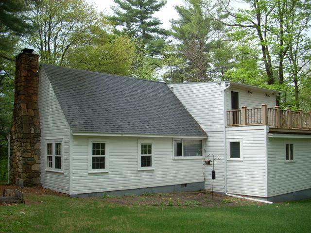 Berkshires House, 40 wooded acres, Lake Frontage - Image 1 - Monterey - rentals
