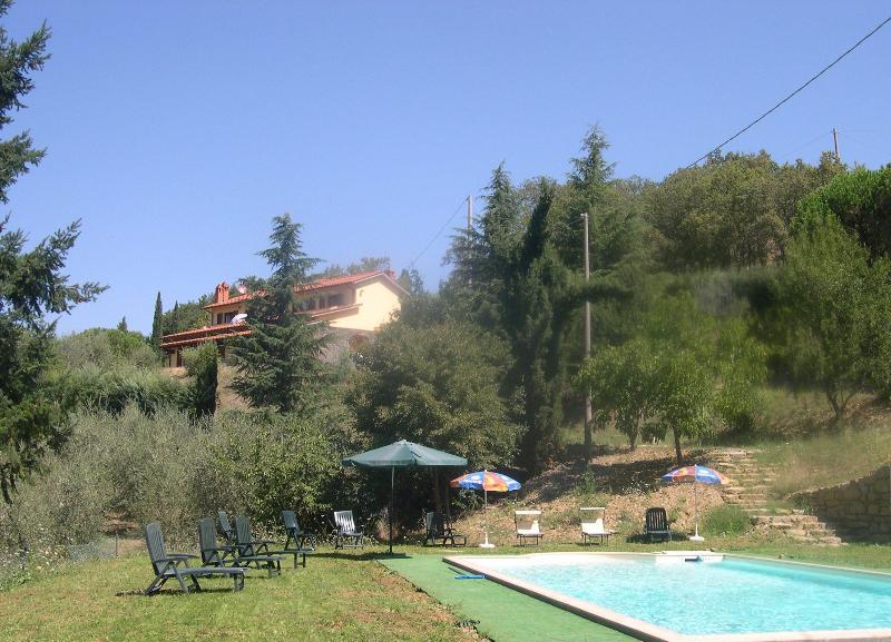 Villa Poggiomondo - Image 1 - Arezzo - rentals