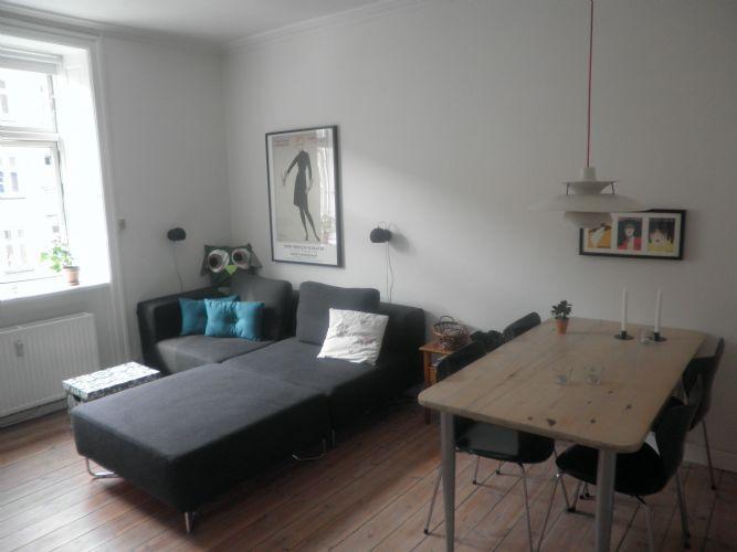 Guldbergsgade Apartment - Copenhagen apartment with lovely balcony and courtyard - Copenhagen - rentals