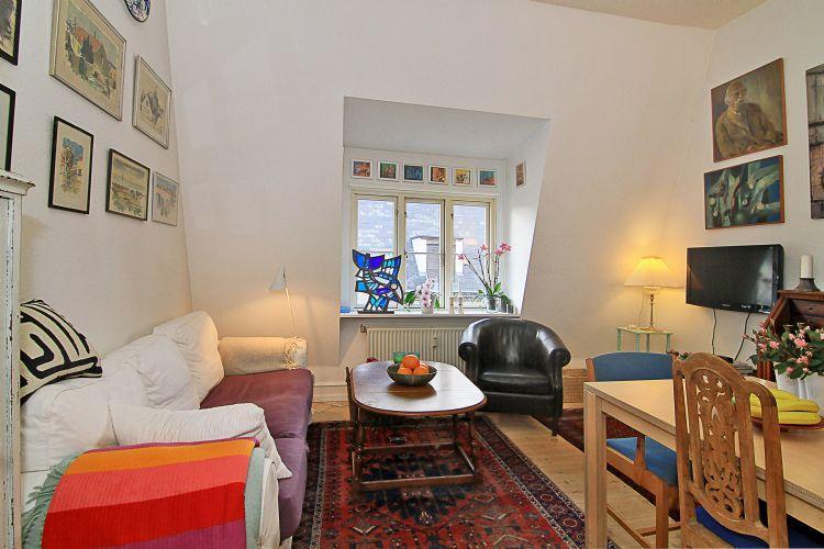 H. C. Oerstedsvej Apartment - Cozy Copenhagen apartment close to Forum metro - Copenhagen - rentals
