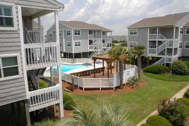 Channel Harbor A-1 is a great one bedroom one bath condo for small families and couples. Free Wi-Fi! - Channel Harbor A-1 Ocean Isle Beach Vacation Condo - Ocean Isle Beach - rentals