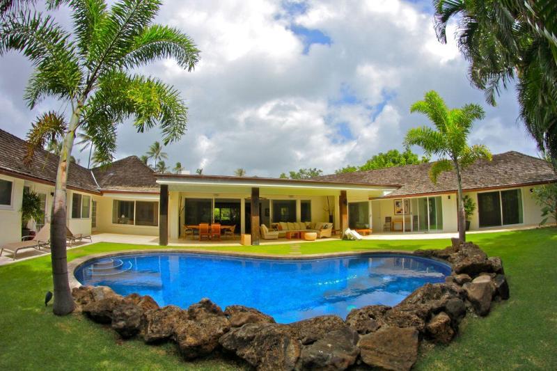 Back Yard - Kahala Lani - Honolulu - rentals