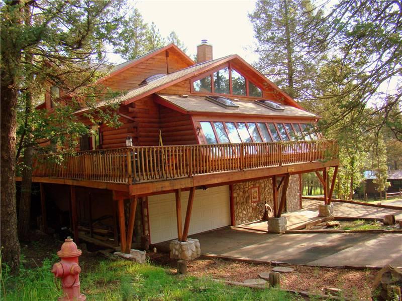 Antler Mountain Lodge - Image 1 - Ruidoso - rentals