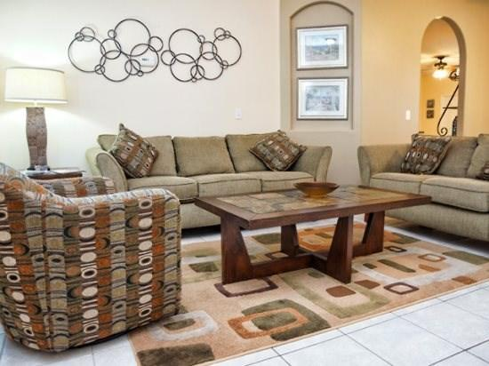 Waterfront 4 Bedroom 2 Bathroom Luxury Home. 5463CM - Image 1 - Orlando - rentals