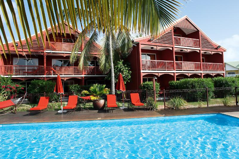 Hotel Palm Court, Orient Beach, St Martin... charming oasis just 200 easy yards from the beach - PALM COURT HOTEL...ORIENT BEACH FRENCH ST MARTIN,..LOVELY INTIMATE MORRICAN STYLE HOTEL - Orient Bay - rentals
