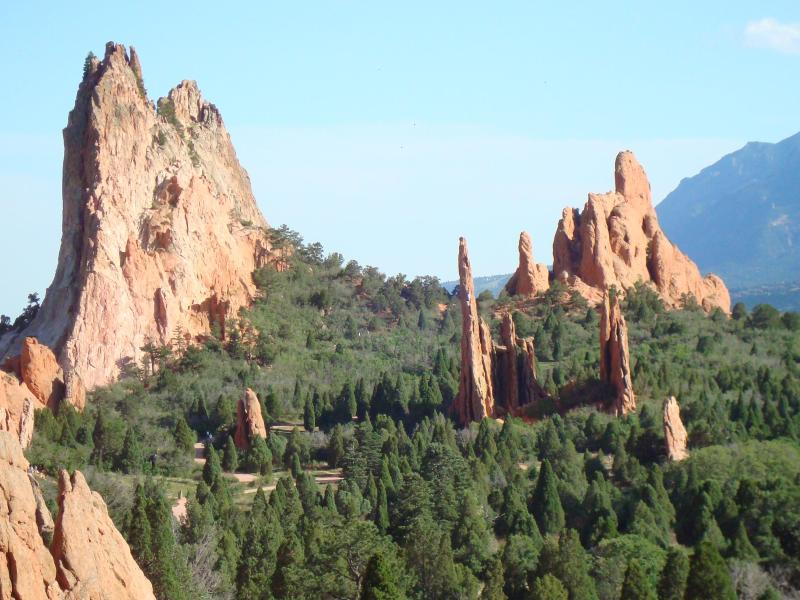 GARDEN OF THE GODS IS 2 MI AWAY - PIKES PEAK COTTAGE By Garden Of The Gods, Mtn View - Colorado Springs - rentals