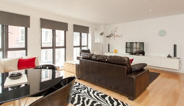Open Spacious & Comfortable Living Area - Wifi and Great Location at London Vacation Rental - London - rentals