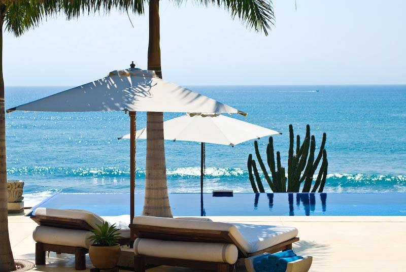 PVR - CALA6  Idyllic ocean front Estate. - Image 1 - Puerto Vallarta - rentals