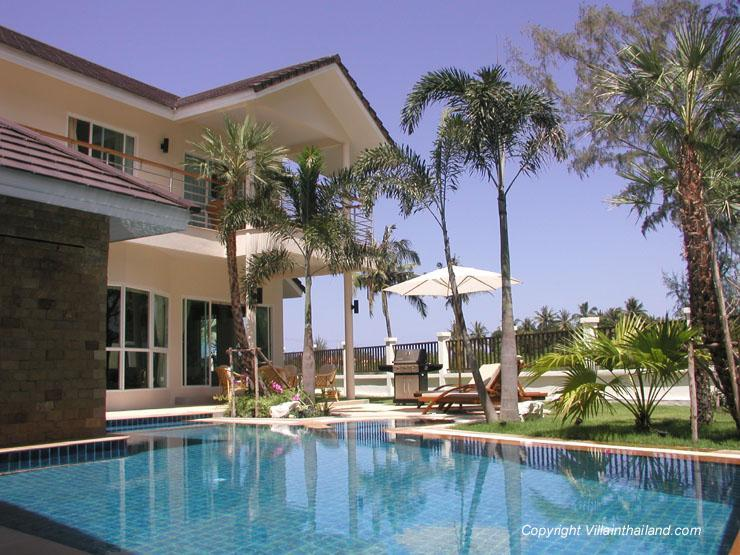 Luxury 4 bedroom Villa with pool, 400m from beach. - Image 1 - Khao Lak - rentals