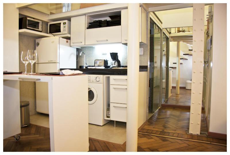 The Best Loft in Recoleta. Unbeatable Location - Image 1 - Buenos Aires - rentals