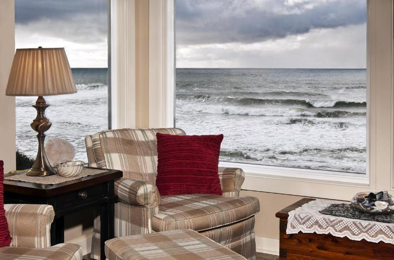 Observation room - Seamist-Oceanfront Home - Lincoln City - rentals