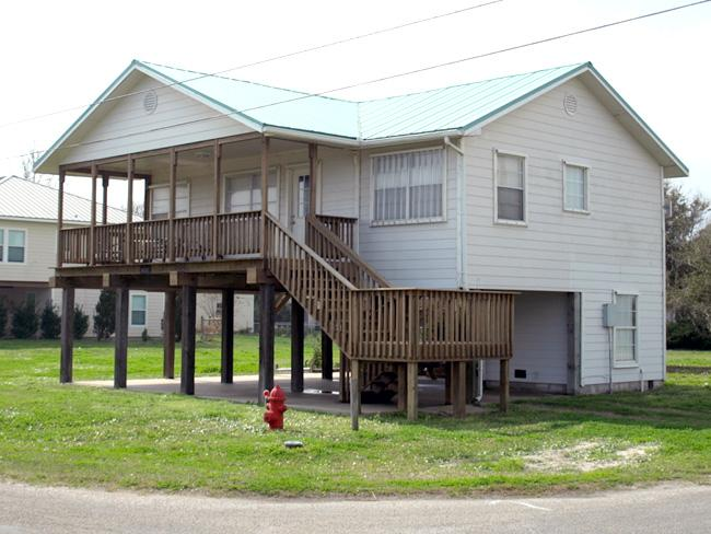 Pope House - Image 1 - Port O Connor - rentals