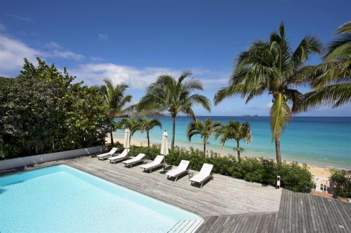 Luxury 8 bedroom Flamands villa. Located on Flamands beach! - Image 1 - Flamands - rentals
