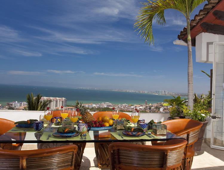 CASA LOUISA, 3Bed/3Bath Spectacular Condo & Views - Image 1 - Puerto Vallarta - rentals