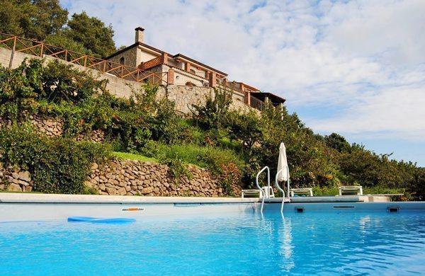 Casale Marianna-Villa with private pool Taormina - Image 1 - Graniti - rentals