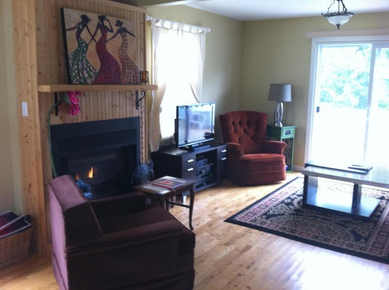 Fireplace & LCD TV - Murph's Getaway - Stanhope - rentals