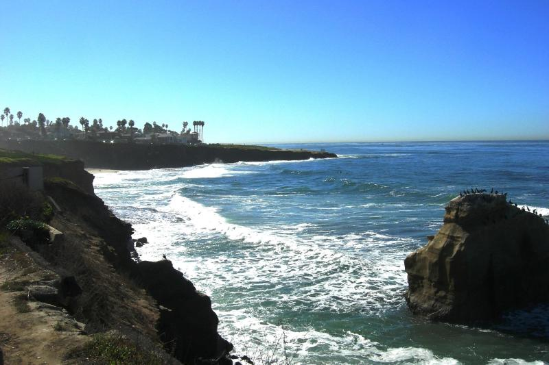 Right Outside your Front Door! - Sunset Cliffs Ocean Front!! - Pacific Beach - rentals