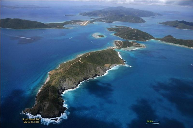2br Villa at Scrub Island Resort - The Cliff House - Image 1 - Tortola - rentals