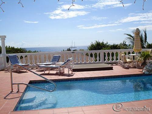 Francesca... Pelican Key, St Maarten 800-480-8555 - FRANCESCA...  lovely St Martin villa is conveniently located and well priced! - Pelican Key - rentals