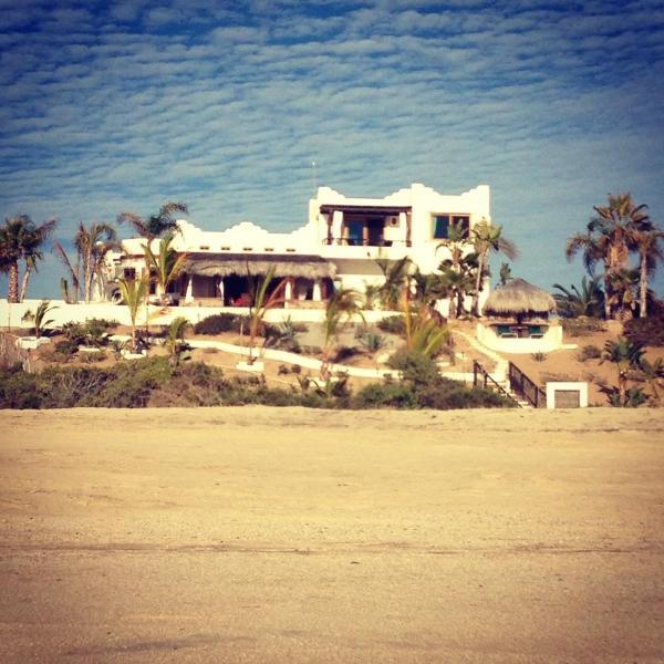 CASABLANCA BEACHFRONT VILLA - Beachfront two Casitas - Todos Santos - rentals
