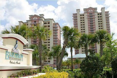 Blue Heron Beach Resort Orlando Florida - Luxury Condo 2 BR 2 Bath, balconies facing Disney! - Orlando - rentals