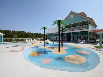 Clubhouse and waterpark - Bermuda Bay Resort - Sleeps 6, 3 night minimum! - Kill Devil Hills - rentals