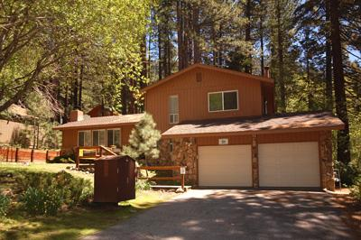 Exterior - 3826 Regina - South Lake Tahoe - rentals