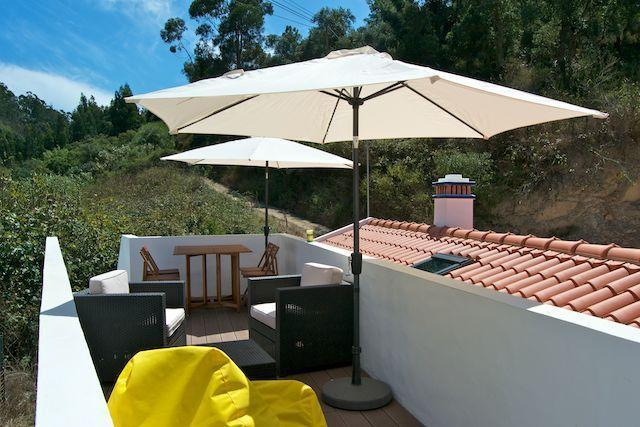 Rooftop Lounge - New Charming T2 w/ Lounge Rooftop. Near the Beach - Odeceixe - rentals