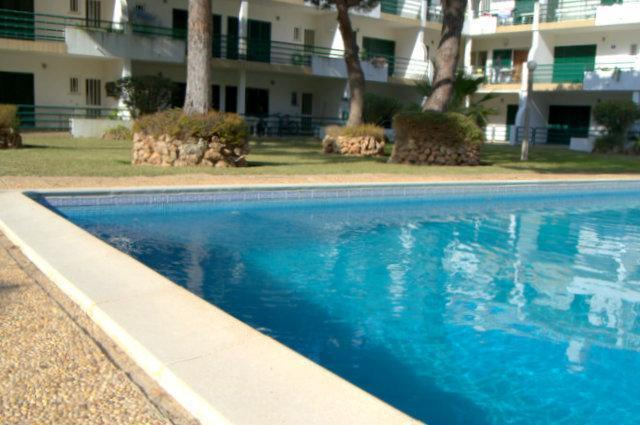 Main Pool - T1+1 Vilamoura Apt  w/ direct Pool & Garden access - Vilamoura - rentals