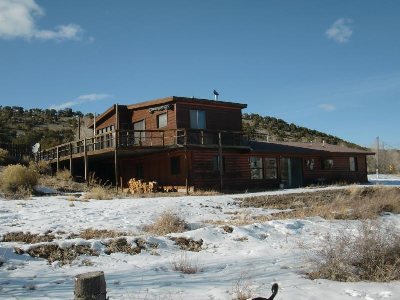 Cabin - Creede, South Fork - SW CO Cabin - San Juan Mtns. - Del Norte - rentals
