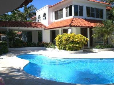 Affortable luxury Villa in town walled and private - Image 1 - Sosua - rentals