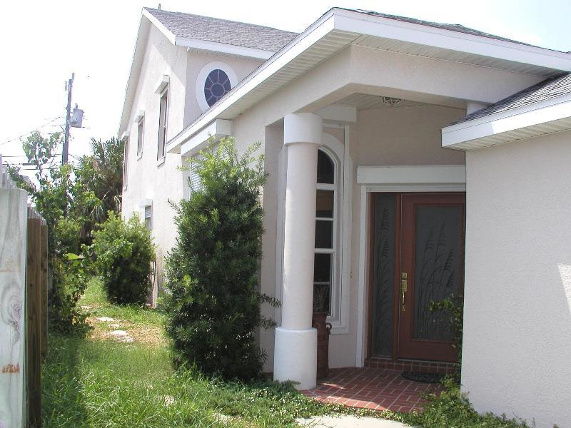 Front Door - Cocoa Beach House Rental-A Sunny Beach Rental - Cape Canaveral - rentals