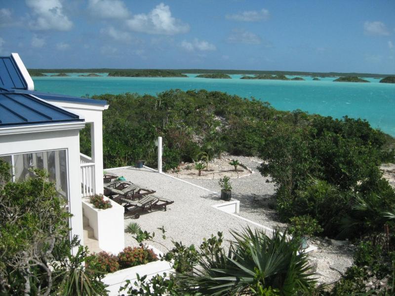 Blue Pearl, Private Villa on Chalk Sound - Image 1 - Providenciales - rentals