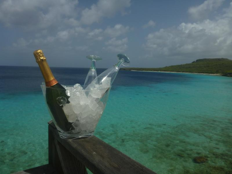 Your champagne is waaaiiitiing! - #1 TripAdvisor traveler reviewed rental in Curacao - Curacao - rentals