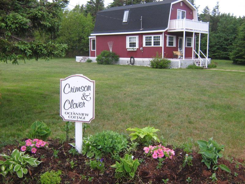 Welcome To Crimson & Clover Oceanview Cottage - Crimson and Clover Oceanview Cottage - Savage Harbour - rentals