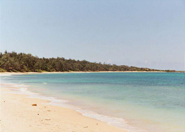 Up the Beach - Fall Special of $395 per nt!!!  Lush & Private Oceanfront Estate - Laie - rentals
