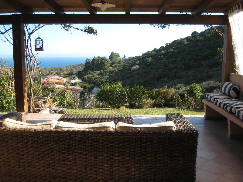 Casa Cristina - two-floor apartment, privte garden - Image 1 - Chia - rentals