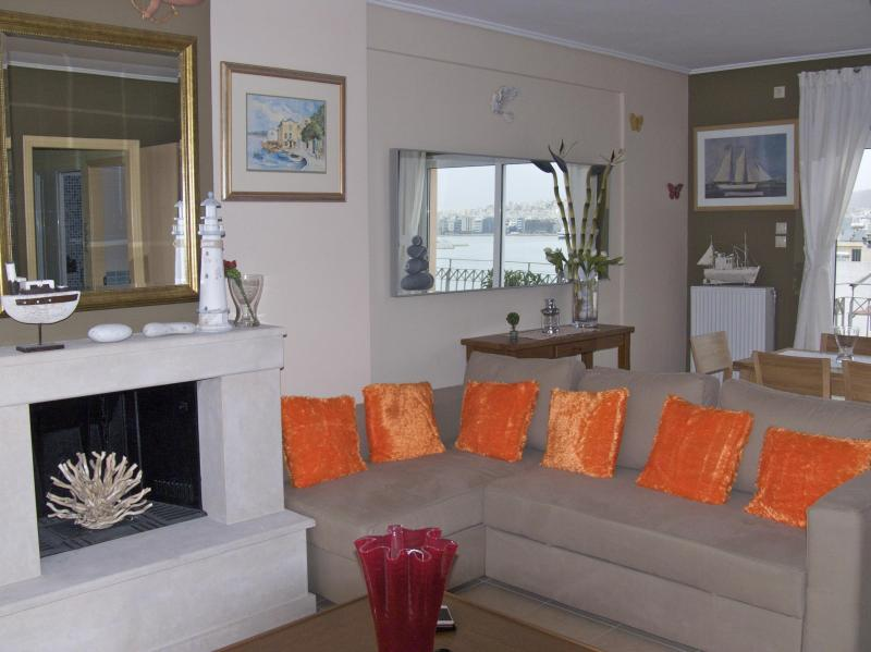 A Luxury Apartment with Sea View - Image 1 - Athens - rentals