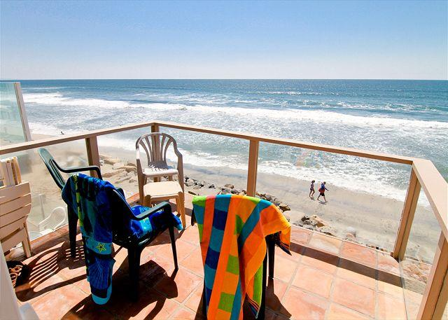 3 bedroom, Large Kitchen, Fireplace, Semi-private Beach - Image 1 - Oceanside - rentals