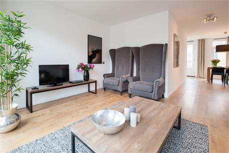 Sarphatipark Apartment 14 - Image 1 - Amsterdam - rentals