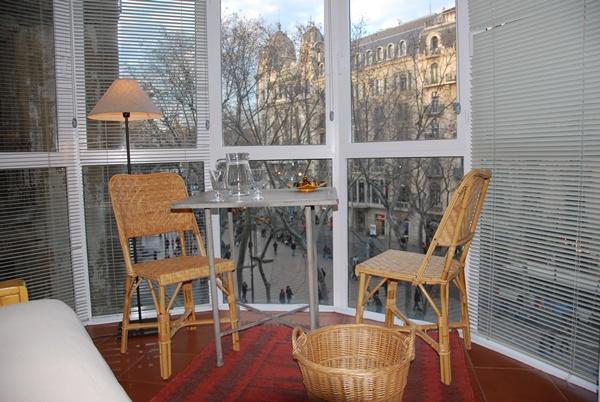 Rambla F - Centric Apartment - Image 1 - Barcelona - rentals